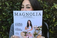Spring has already sprung in Waco! Fixer Upper's Chip and Joanna Gainesare giving fans a peek inside the Spring issue of their magazine, The Magnolia Journal, filled withorganizing ideas, recipes…