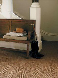 Natural Footing - sisal carpet