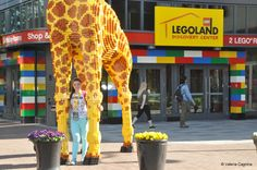 Trascorrere l'estate a Boston visitare legoland