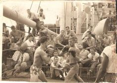 US NAVY SMOKER BOUTS! Classic Naval history!