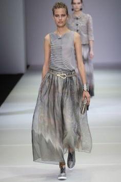 #GiorgioArmani #Womenswear #SS2015 #NeutralColorsPalette #CountryOfOrigin #mafash14 #bocconi #sdabocconi #mooc #w3