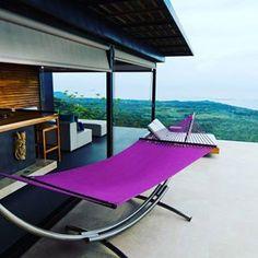 It's all about the hammocks . . . . . . . . . . . . #boutiquehotel #uvita #costarica #bbctravel #worldtravelpics #travelingpost #hotelgoals #travelgram #travelerschoice #luxuryworldtraveler