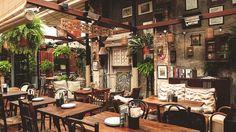 Guide des meilleurs adresses à Shoreditch Londres The Hoxton Hotel Restaurant indien http://www.vogue.fr