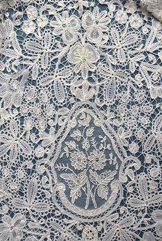 Exquisite Rare Antique Handmade Brussels Princess Lace Bridal Bolero with Point de Gaze Lace Insets Antique Lace, Rare Antique, Vintage Lace, Vintage Sewing, Bridal Bolero, Bridal Lace, Lace Bolero, Lace Gloves, Bobbin Lace