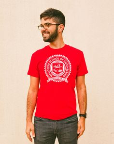 MacGyver School of Engineering Tee, so would like this for Father's Day. Ha!