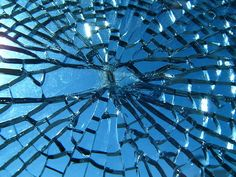Saw a Shattered Glass Ceiling necklace.wish there was a piece of art like it. Shatter The Glass Ceiling Shattered Glass, Broken Glass, Shattered Dreams, Shatter The Glass Ceiling, Love Letras, Rhapsody In Blue, Broken Mirror, Broken Window, Agatha