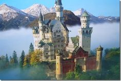 castelli da fiaba austria - Cerca con Google