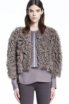 #JBrandHoliday #WMAG J Brand, Kelsey Reversible Jacket in Dove/Granite, dove granite, Ready To Wear : Blazers & Jackets, JW36LE6734
