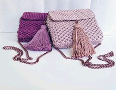 Crochet Wallet, Crochet Clutch, Crochet Handbags, Crochet Purses, Crochet Bags, Crochet Wool, Tapestry Crochet, Macrame Bag, Fabric Yarn