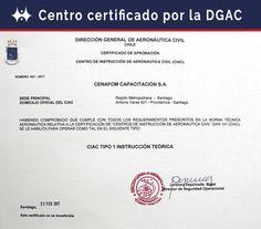 Cenafom - Escuela de Instrucción Aeronáutica Civil