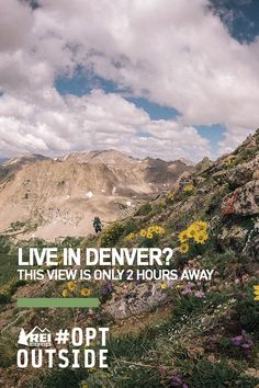 It's time to do what you pin. This holiday, take on one of Colorado's most challenging trails – The Mount Columbia Summit Trail. With an elevation of 14,000+ feet, discover the stunning vistas and various landscapes of this summit. What are you waiting for? Pack up the car, grab your trail gear and #OptOutside. Explore other trails in the area at optoutside.rei.com.