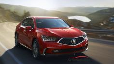 2018 Acura RLX Features – Hybrid – Full Review