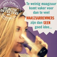 Waarom maagzuurremmers vaak helemaal geen goed idee zijn | www.evawitsel.nl Health And Beauty, Knowledge, Movie Posters, Film Poster, Popcorn Posters, Film Posters, Facts