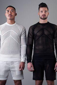 Men's Athleisure Brands in Hong Kong | Mass | Experimental streetwear with a modern edge | Visit Travelshopa