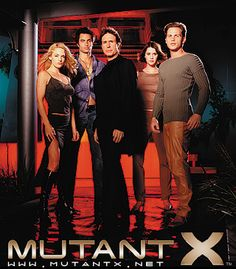 Mutant X (TV Series 2001–2004) on IMDb: Movies, TV, Celebs, and more...