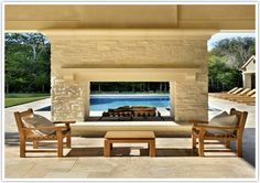 6 Outdoor Fireplace Design Ideas to Heat Up your Bay Area Backyard ...