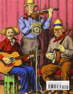 Crumb's Heroes of Blues, Jazz & Country Robert Crumb, Art Bin, William Christopher, Music Images, Music Pictures, Alternative Comics, Americana Music, Bd Comics, Learn Art