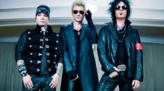 SIXX: A., the band featuring MÖTLEY CRÜE bassist Nikki Sixx alongside guitarist DJ Ashba and vocalist James Michael, completed its first headline. Nikki Sixx, Guns N Roses, New Bands, Rock Bands, Sixx Am, Chant, Utrecht, Music Bands, Music Artists