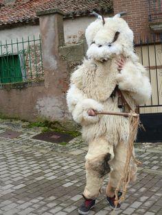 Mecerreyes, zarramacadas carnaval 2-03-2014