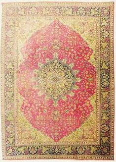 Antique Persian Tabriz Rug - x Affordable Rugs, Tabriz Rug, Cheap Rugs, Carpet Trends, Carpet Ideas, Entry Rug, Traditional Rugs, Persian Rug, Persian Carpet