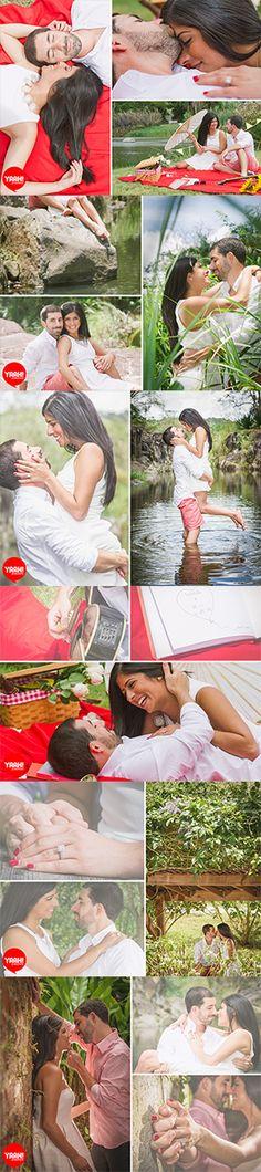 Amazing-Fun Engagement Photoshoot at Caguas, Puerto Rico
