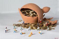 Toys Photography, Twitter, Cos, Tecnologia, Miniatures, Mise En Place