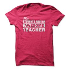 Check out all teacher shirts by clicking the image, have fun :) #TeacherShirts #Teacher #Teaching