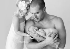 Adorable newborn photo ideas
