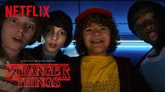 "Stranger Things | Season 2 Comic Con ""Thriller"" Trailer [HD]  | Netflix"