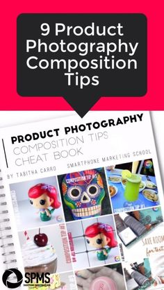 Use these composition tips that are easy to apply for amazing product photos with your iPhone. Image examples are provide for each of the composition tips. Headshot Photography, Iphone Photography, Photography Backdrops, Photography Tips, Photography Studios, Family Photography, Eyes Artwork, Camera Apps, Eye Sketch