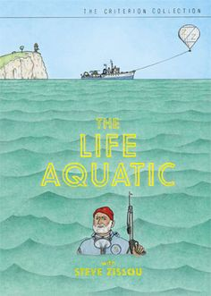 The Life Aquatic with Steve Zissou (Criterion Edition)