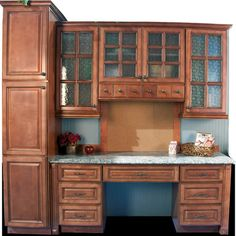 Sienna Rope Cabinets by Kitchen Cabinet Kings at www.kitchencabinetkings.com - Buy Kitchen Cabinets Online and Save Big with Wholesale Pricing! #kitchen #cabinets #home #cabinetry