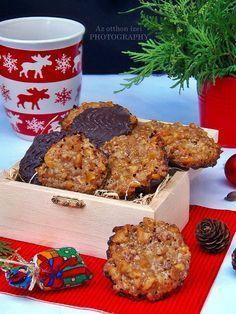 Moszkvai sütemény vagy narancsgrillázs néven is ismeretes ez az igen finomságos, klasszikus orosz aprósütemény. A cuk... Cake Recipes, Muffin, Paleo, Food And Drink, Xmas, Sweets, Cookies, Breakfast, Ethnic Recipes