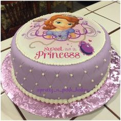 Sofia The First Birthday Cakes Sofia The First Birthday Cake Cakecentral. Sofia The First Birthday Cakes Sofia The Cake And Cupcakes For Jovees Birthday Jocakes. Sofia The First Birthday Cakes Sofia The Edible Image Cake For Isabelle… Continue Reading → Sofia The First Birthday Cake, Castle Birthday Cakes, Diy Birthday Cake, Themed Birthday Cakes, Birthday Ideas, 3rd Birthday, Princess Sophia Cake, Princess Sofia Birthday, Bolo Sofia