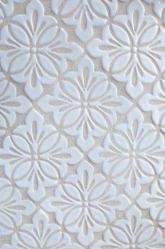 Modern Vintage Handmade Tile Backsplash | juleptile.com