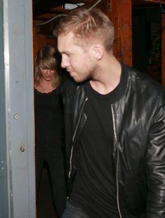 Taylor Swift Dating DJ Calvin Harris: Taylor's Friends Demand Break Up With Calvin?