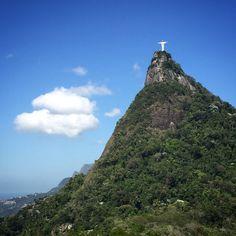 Corcovado in Rio de Janeiro. Taken in Oct 2014, while on shoot for work.