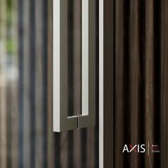 Axis Pivot Türen sind so individuell wie das Leben. Durch die verschiedenen Auswahlmöglichkeiten bei Griffen und Rahmen ist keine Tür wie die andere. Curtains, Home Decor, Contemporary Design, Frame, Blinds, Decoration Home, Room Decor, Draping, Home Interior Design