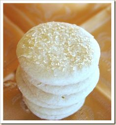 Buttermilk sugar cookie recipes