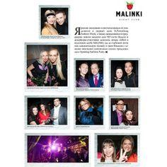 MEDIA DRESS CODE magazine MALINKI Opening St.Petersburg Fashion Week Party www.spbfashionweek.ru #spbfw #fashion #media #dscd #malinki #party #openingparty #fashionweek