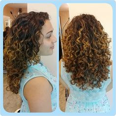 "DevaCurl ""3 Step Style"" by: Anna Morgan…"
