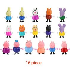 Peppa Pig, My Busy Books, Girl Unicorn Costume, My Little Pony Cake, Pig Family, George Pig, Cute Girl Dresses, Little Pigs, Star Designs