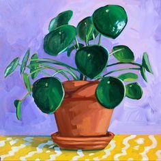 Gouache, Painting & Drawing, Watercolor Paintings, Cuadros Diy, Plant Art, Botanical Art, Art Inspo, Art Projects, Art Drawings