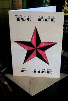 Image of 'You are a Star.'