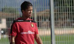 RCD Mallorca - Gio entrena para reaparecer en Vallecas - mallorcadiario.com
