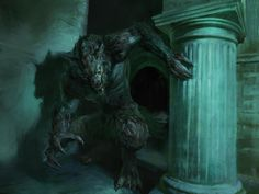 How to Act Like a Werewolf. The werewolf is a classic mythical being and a fantastic cosplay character or Halloween costume. Looking the part is the first step to acting like a werewolf, so make sure your costume is on point. Arte Horror, Horror Art, Fantasy Creatures, Mythical Creatures, Dark Fantasy, Fantasy Art, Werewolf Art, Surreal Photos, Vampires And Werewolves