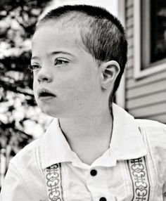 October - Down Syndrome Month