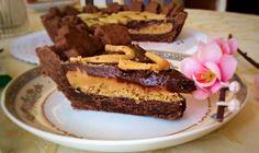 Crostata al cacao con crema gianduia | francynonsolotorte