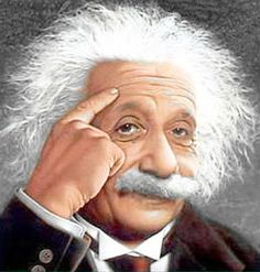 Albert Einstein 2 - IF you can can't connect the medical issues. Think connective tissues Thomas Alva Edison, Lazy People, Intelligent People, Albert Einstein Quotes, Data Science, Decir No, Mystery, Creative, Instagram