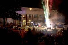 City of Wetumpka New Year's Eve Celebration  Elmore County Courthouse, Wetumpka, AL The River Region will celebrate with a POW/MIA/ recognition, music by Ray Goss and Friends, Meteor Strike Ball Drop and fireworks. This will be great family fun. http://ithappensinalabama.com/attractions-sites-2-see/